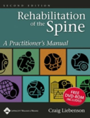 Rehabilitation of the Spine: A Practitioner's Manual
