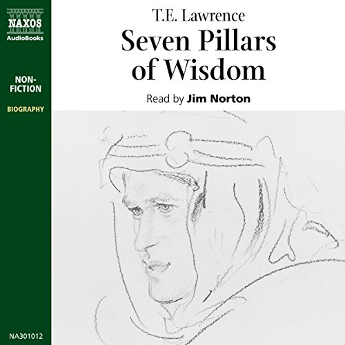 Seven Pillars of Wisdom  Audiolibri
