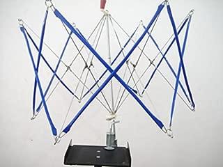 Knit Picks Yarn Ball Winder, Hand Operated Knitting Winder Tools, Umbrella Swift Yarn Winder, Wool String Ball Winder Holder Machine, Metal Hank Yarn Swift