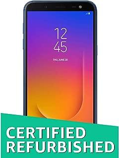 (Renewed) Samsung Galaxy J6 (Blue, 64GB) with Offer