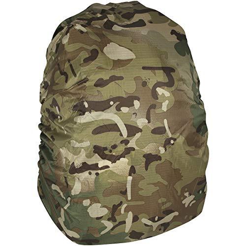 Viper TACTICAL - Housse de Protection imperméable pour Sac à Dos - Camouflage V-Cam - Taille L - 45 à 120 litres