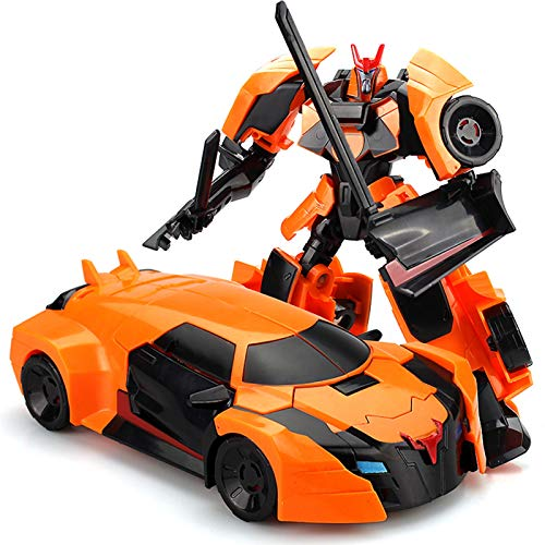 ZYYYYY Transformation Toys The Last Knight - Figura de acción para niños