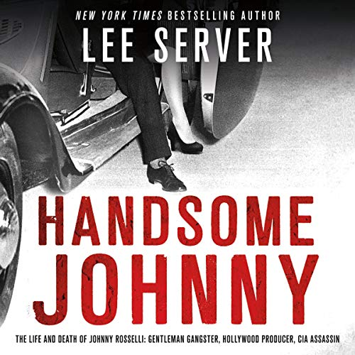 Handsome Johnny audiobook cover art