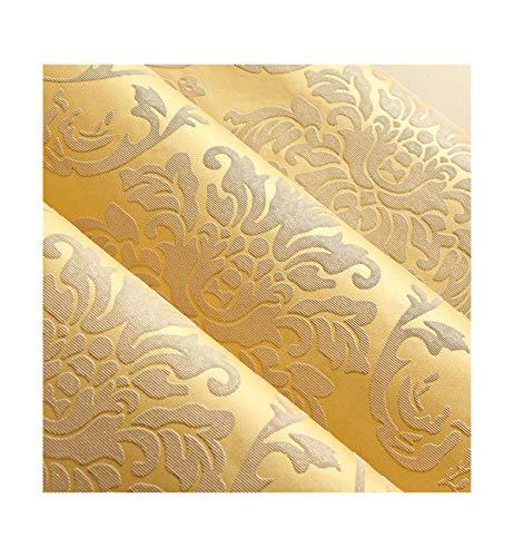 Multi-wallpaper Europees 3D reliëf vlies behang slaapkamer woonkamer eetkamer TV achtergrond wand fijn reliëf donkerblauw goud a