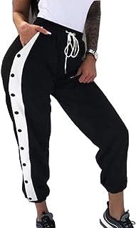 scarpe sportive 9617e f6d80 Amazon.it: Bottoni - Pantaloni / Donna: Abbigliamento