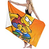 SJPillowcover The Simpsons Handtücher  superweich