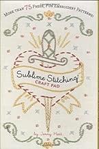 Sublime Stitching Craft Pad