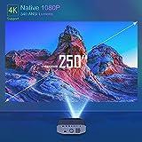 Zoom IMG-1 proiettore wifi bluetooth videoproiettore artlii