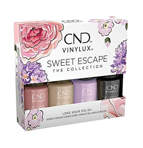CND Vinylux Long Wear Nail Polish, Sweet Escape Collection, 1
