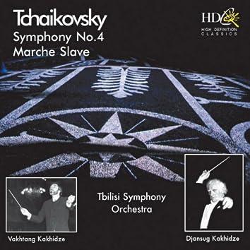 Symphony No.4 in F Minor, Op.36; Marche slave, Op.31