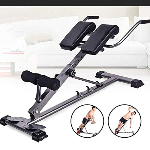 Product Image 2: SHKY Multifunctional Back Hyperextension Bench, Home Fitness Equipment Benches, for Strengthening Abs, Strength Training Workout Fitness Equipment,A