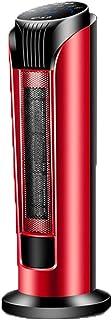 Calentador Portátil Swing Radiador De Cerámica 2000W Vertical/Ventilador Plano Calentador Eléctrico-3 Calefacción Conjunto Termostato De Convección,Red
