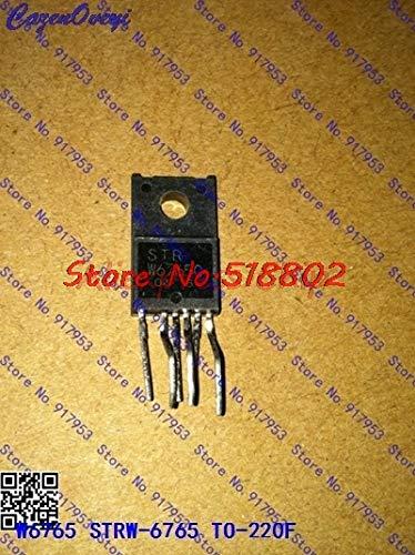 1 teile/los STRWSTRW6765 W6765 STRW-6765 integrierte schaltung TO-220F Auf Lager