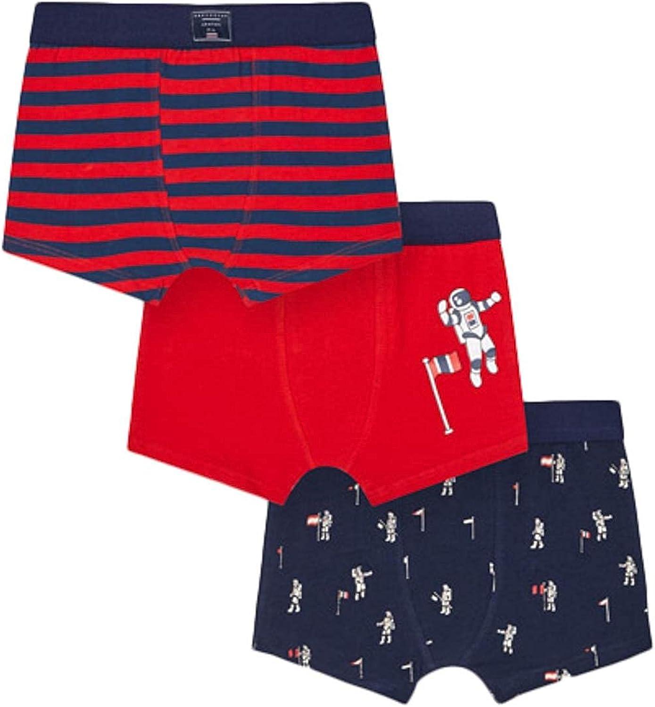 Mayoral Set 3 boxers space niño modelo 10119