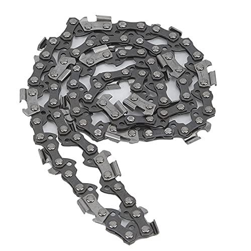 Diseño ergonómico Cadena Hoja Sierra Cadena Cadenas duraderas Hardware Accesorio para Motosierra