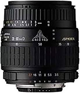 Sigma 28-80mm f/3.5-5.6 II Mini Zoom Macro Aspherical Autofocus Lens for Sony/Minolta