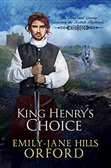 Book cover image for King Henry's Choice