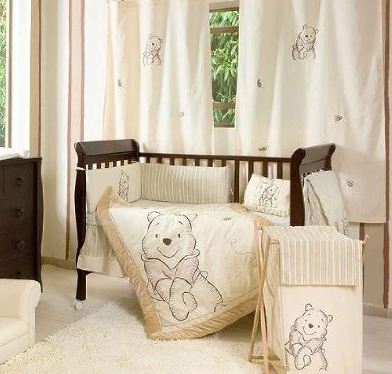 Winnie The Pooh 4 Pc Crib Bedding Set Crib Bedding Collection Bumper