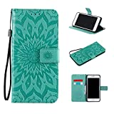 Coque Sony Xperia Z5 Compact / Z5 Mini, Leather Cuir Rabat Wallet Case Housse Cover pour Sony Xperia...