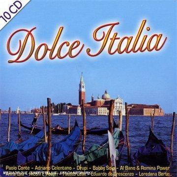 Dolce Italia (Coffret 10 CD 2007)