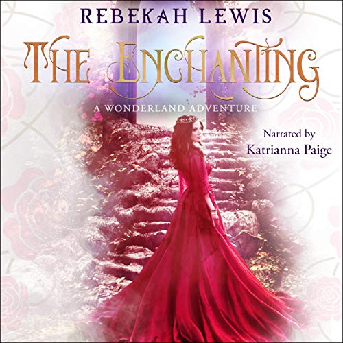 The Enchanting audiobook cover art