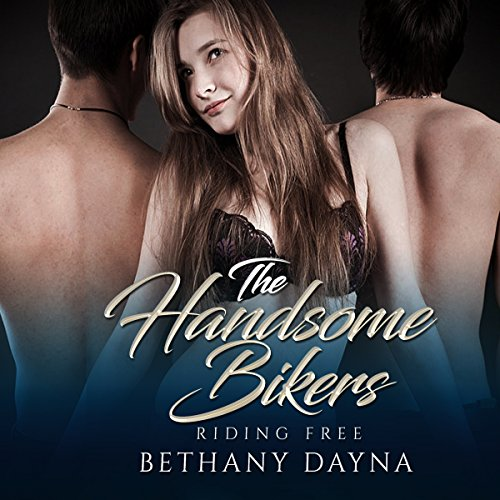 The Handsome Bikers audiobook cover art