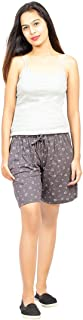 FW Womens Shorts - White Hearts