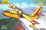 Heller - 80373 - Construction Et Maquettes - Canadair - Echelle 1/72ème