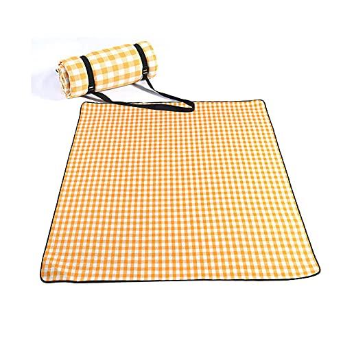 レジャーシート厚手 200CM*150CM 2〜4人が使用 厚さ3MM 防湿マットオックスフォード布ピクニックマットポータブル折りたたみ式家庭用屋外