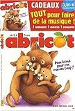 Abricot - Incls Abricot Jeux