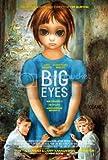Big Eyes – Christoph Waltz – Wall Poster Print – A3