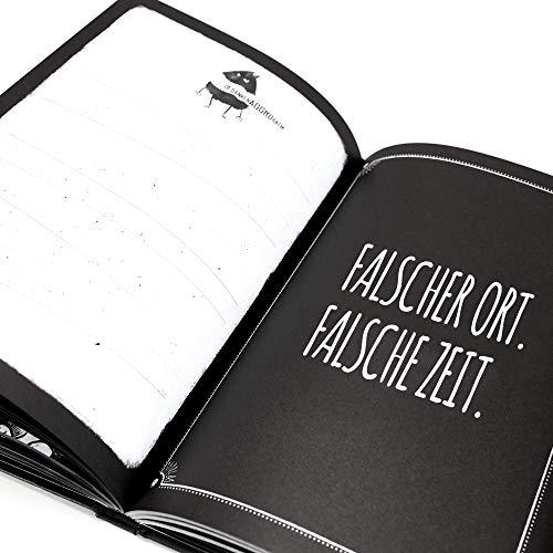 Pechkeks 2020 Magneto Diary - Taschenkalender - 16x22cm - Magneto Diary Large - Buchkalender - Wochenplaner - Humorkalender - Sprüchekalender