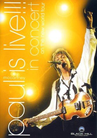 Paul McCartney - Paul Is Live!!! In Concert.