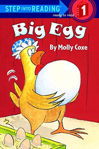 Big Egg (Step into Reading)の詳細を見る