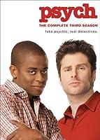Psych: Complete Third Season [DVD] [Import]