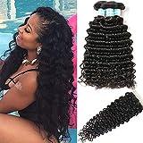 Best Grade Of Human Hair Weaves - NewYou Brazilian Virgin Deep Wave 3 Bundles Review