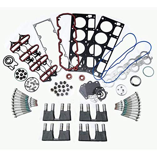 GM 5.3 AFM Lifter Replacement Kit. MLS Gaskets, Head Bolts, Guides, Lifters