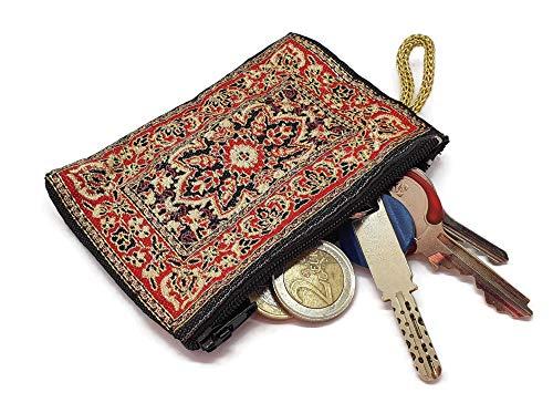 Mystic Jewels - Monedero Pequeño para Tarjetas, Llaves, metalicos - diseño de...