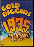 DVD cover: Gold Diggers of 1935