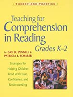 Teaching for Comprehension in Reading, Grades K-2 1417730943 Book Cover