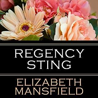 Regency Sting audiobook cover art