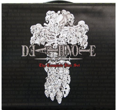 『Death Note Complete Box Set: Volumes 1-13 with Premium』の4枚目の画像