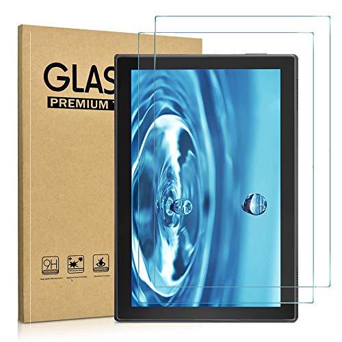 Katumo Universal Tablet Displayschutzfolie aus gehärtetem Glas für Dragon Touch K10 / TAOERA / SZWEIL / Yuntab K107 / BENEVE / KXD / Kubi / HONGTAO / LNBEI / ibowin