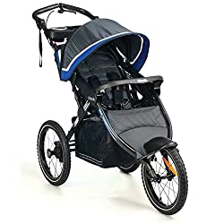 Expedition Jogging Stroller with handbrake