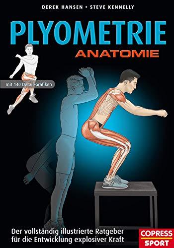 Plyometrie Anatomie: Der vollständig illustrierte Ratgeber für die Entwicklung explosiver Kraft