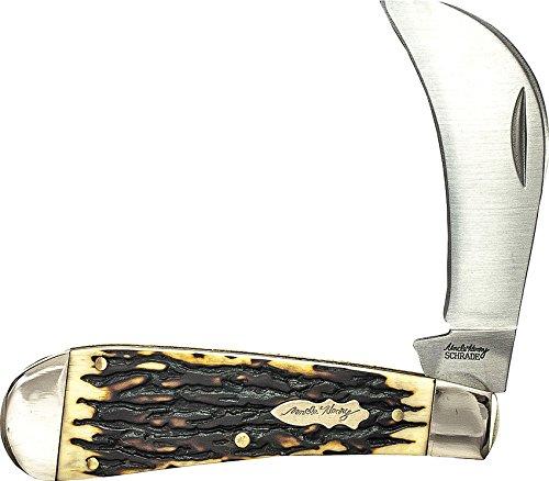 Uncle Henry Hawkbill Pruner Knife - Uncle Henry