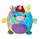 HUGGLE Pets Reversible Hoodoie Blanket, Folds into a Stuffed Toy, Ultra Warm, Luxurious and Soft As Seen On TV (Unicorn)