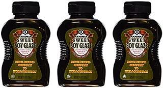 Kikkoman Sweet Soy Glaze (3 Bottles) 11.80-oz