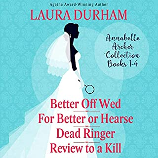 Annabelle Archer Collection Books 1-4: Annabelle Archer Wedding Planner Mystery cover art