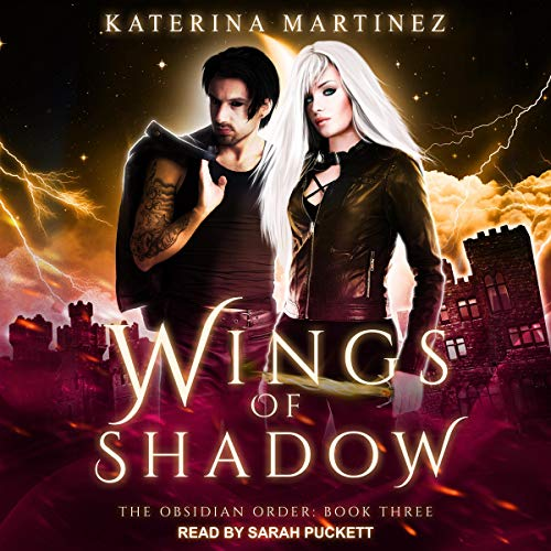 Wings of Shadows cover art